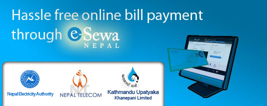 Pay your bills online with eSewa – ktm2day com