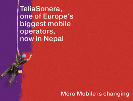 Mobile operators compete for market share in Nepal