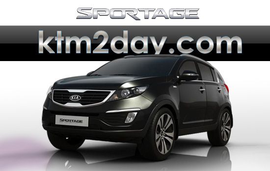 All New Kia Sportage Launched In Nepal