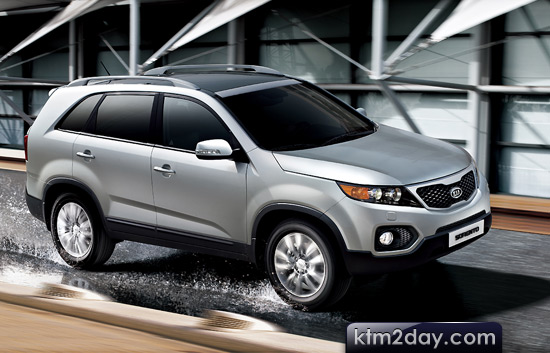 The All New Kia Sorento Launched In Nepal