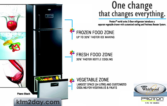 Whirlpool launches Protton series refrigerators in Nepal