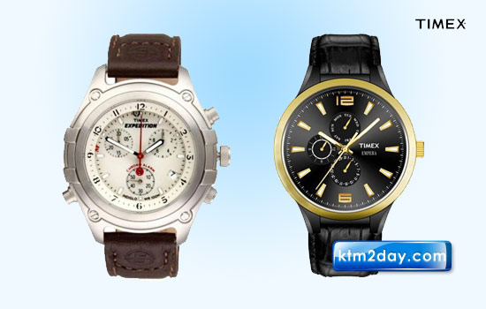 timex watches nepal