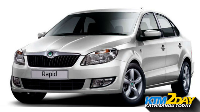 Skoda Rapid S Limited Edition Launched In Nepal