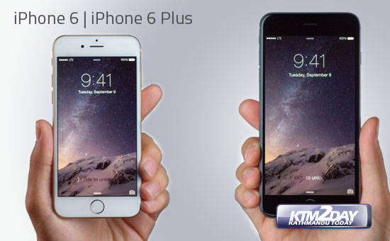 iPhone 6 , iPhone 6 Plus Price In Nepal - Specs Features - ktm2day com