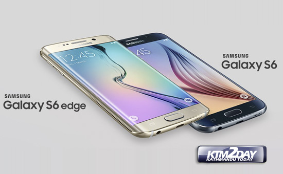 Kjempebra Samsung Galaxy S6 and S6 Edge Price In Nepal FY-88