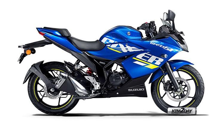 Suzuki Gixxer SF 150cc