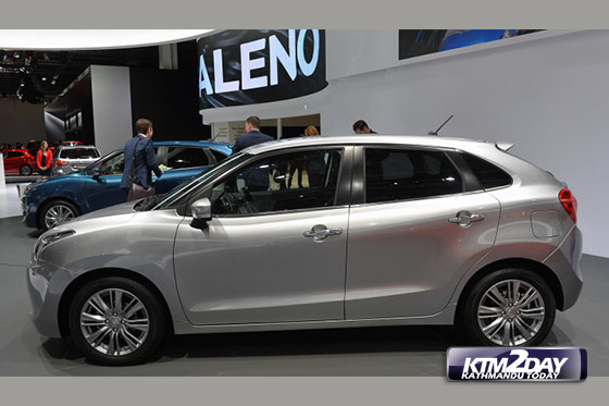 Suzuki Baleno Set For Mid May Launch In Nepal