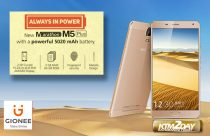 Gionee Marathon M5 Plus launched in Nepal