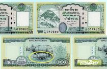 Nepal Rastra Bank issues blind friendly banknotes