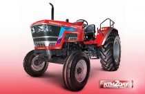 Mahindra rolls out new tractors in Nepal