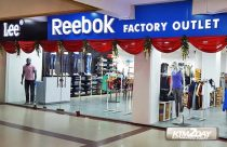 Reebok factory outlet opens at the United World Trade Centre