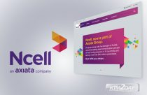 Ncell unveils new brand logo and website