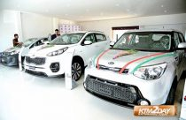 Kia Motors opens new showroom in Tinkune