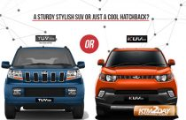 Mahindra highlights its SUV lineup at NADA Auto Show