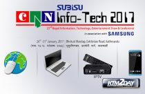 CAN InfoTech 2017 to be held from Jan 26-31