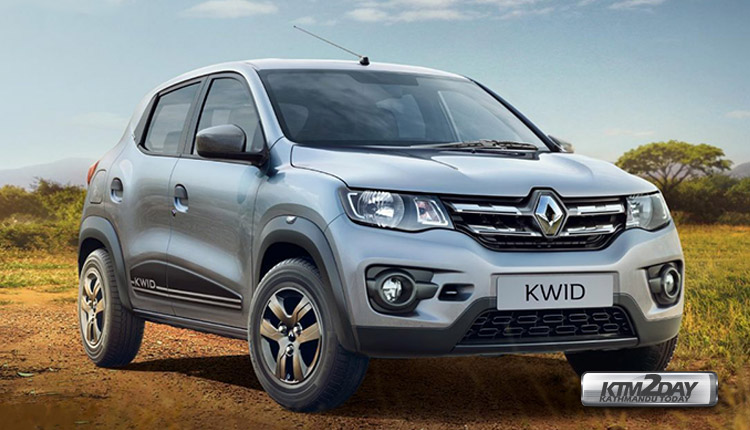 Renault Kwid Price In Nepal 2019 4 Variants With Specs Ktm2day