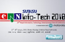 CAN Infotech 2018 in Kathmandu from January 25