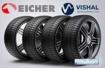 Eicher brand Tyre factory built in Morang