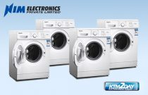 Himstar launches front loading washing machines