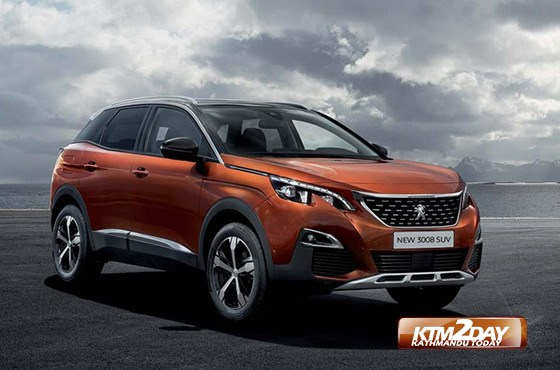 1ff88fcc1a Peugeot 3008 SUV launched in Nepal
