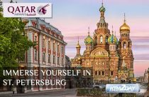 Qatar Airways starts new flights to Saint Petersburg from Doha