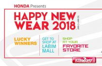 Honda brings new year offer