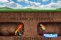 Melamchi project's tunnel excavation completed
