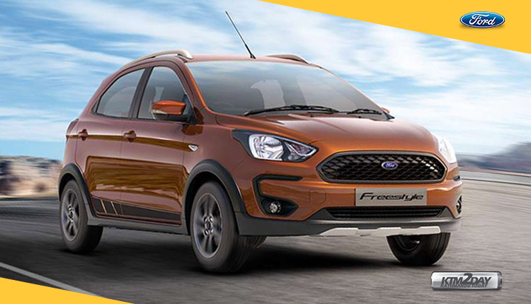 Ford Freestyle 2019 Price in Nepal
