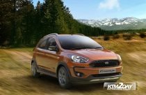 Ford Freestyle to redefine the CUV segment in Nepal