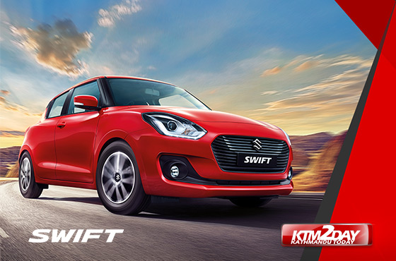 Suzuki Swift 3rd Gen Price In Nepal