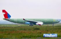 Nepal Airlines new Airbus A330-200 to touchdown on June 27