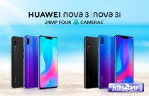 Huawei Nova 3, Nova 3i Launch Price in Nepal