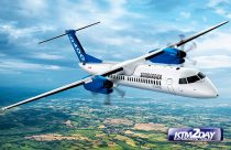 Shree Airlines gets approval to add 3 new Bombardier Q400 turboprops