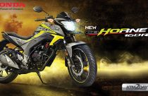 Honda CB Hornet 160R launched in Nepal