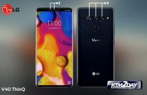 LG V40 with notched display to come with 5 cameras