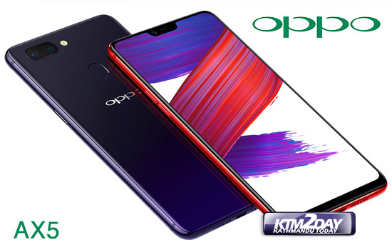 Oppo gearing up for AX5 launch, a semi-budget smartphone