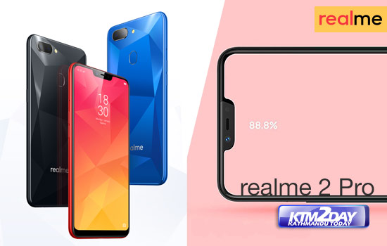 Realme 2 Pro version coming out on Sept 28