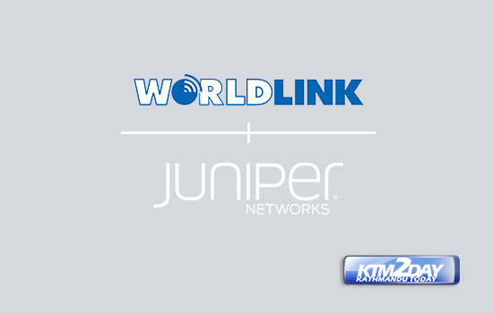 Worldlink ties up with Juniper to build high performance network