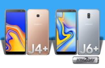 Samsung Galaxy J4+, Galaxy J6+ With Infinity Displays Launched