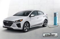Hyundai Ioniq EV launched at NADA Auto Show