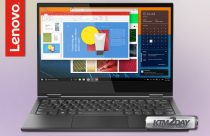 Lenovo Yoga C630 – laptop running Windows 10 on SnapDragon 850