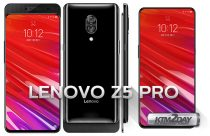Lenovo Z5 Pro launched with 6.3″ Display, Snapdragon 710, slider camera and in-display fingerprint reader