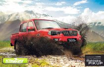 Next generation Mahindra Pik-Up launched in Nepal