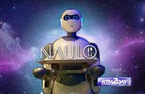 Naulo Restaurant where Robots serve you dishes