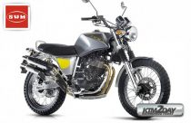 SWM motorcycles from Italy launching in Nepal