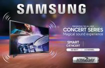 Samsung launches Concert Series smart tv in Nepal