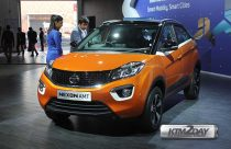 TATA Nexon AMT available in Petrol and Diesel variant