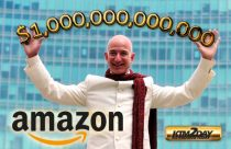 Amazon becomes the second Trilllion dollar company