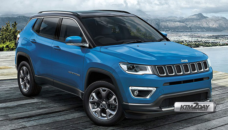 Jeep Compass 2019 Price in Nepal - Features, Specs, Variants