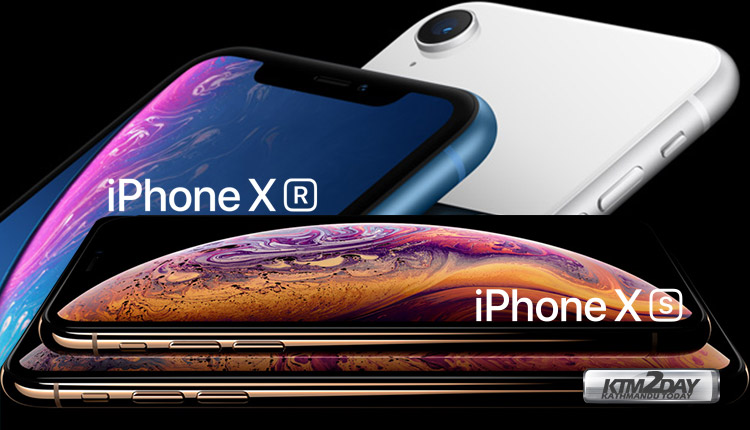 iPhone-XS-iPhone-XR-Price-Nepal